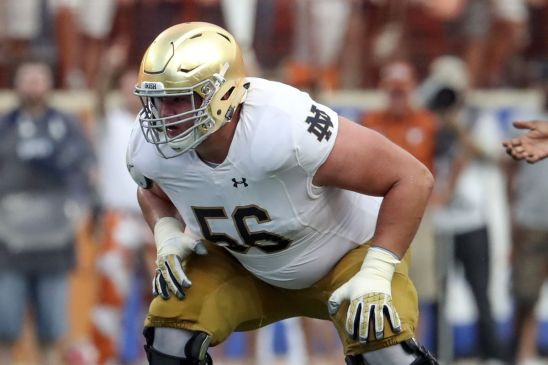 Image result for quenton nelson