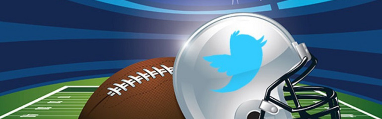 Twitter and the most followed teams in the NFL (September 2015)