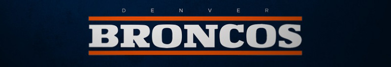 Guest Blog: Broncos season preview by Daniel Mackie