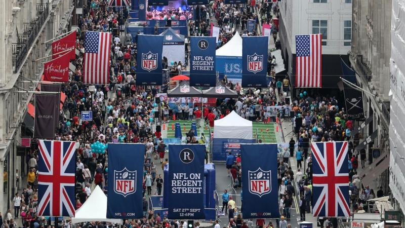 NFL in the UK – The survey results are in…