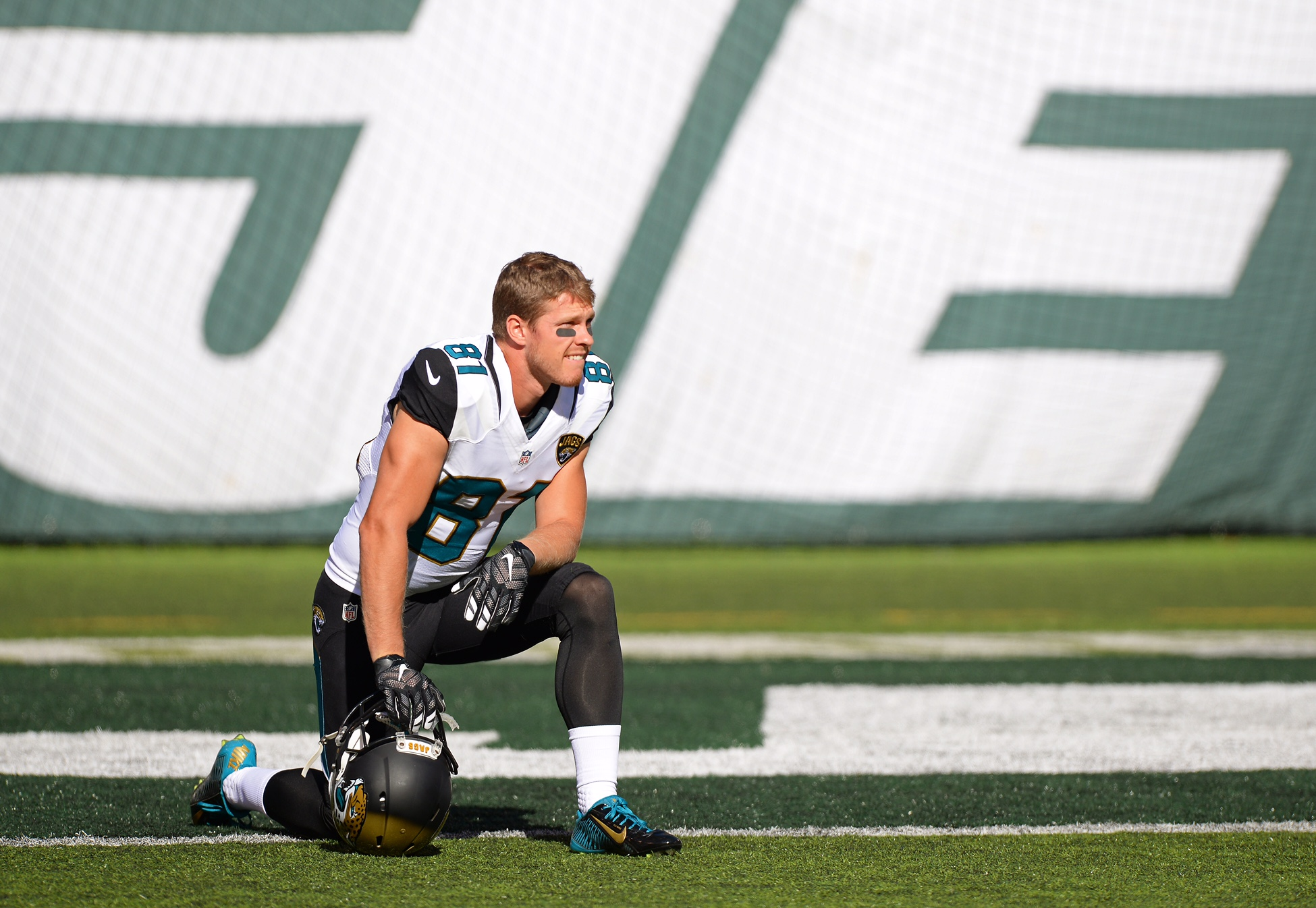 A day in the life of… Bryan Walters, WR, Jacksonville Jaguars.