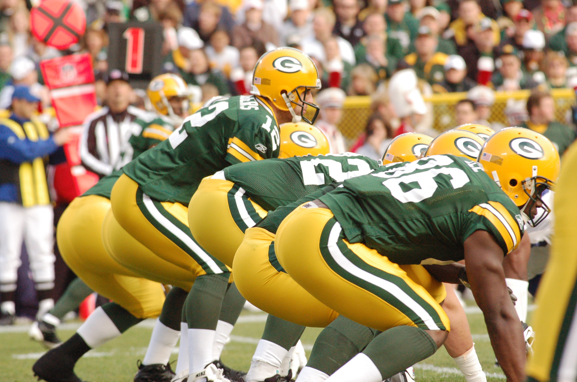 What to expect from the Packers this season by guest blogger Richard King