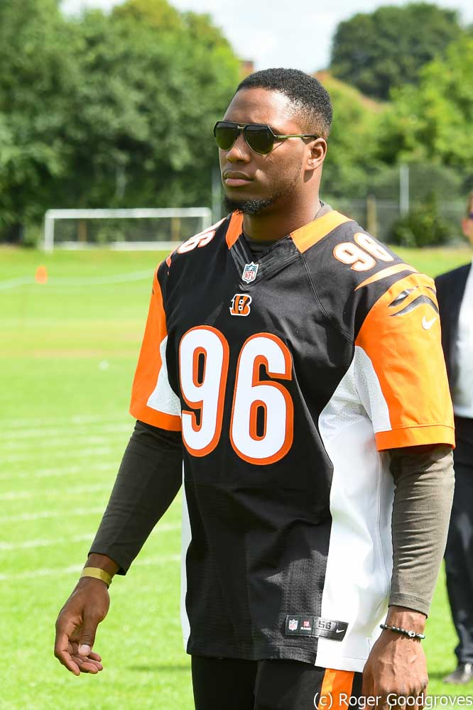 Carlos Dunlap on going after the NFL sack record