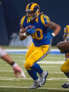 Photograph copyright Los Angeles Rams