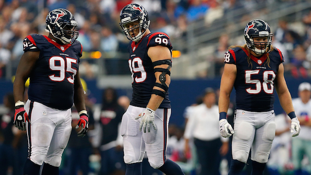 Guest blogger Gareth Duxbury looks at three reasons why: Texans fans should be fearful in 2016