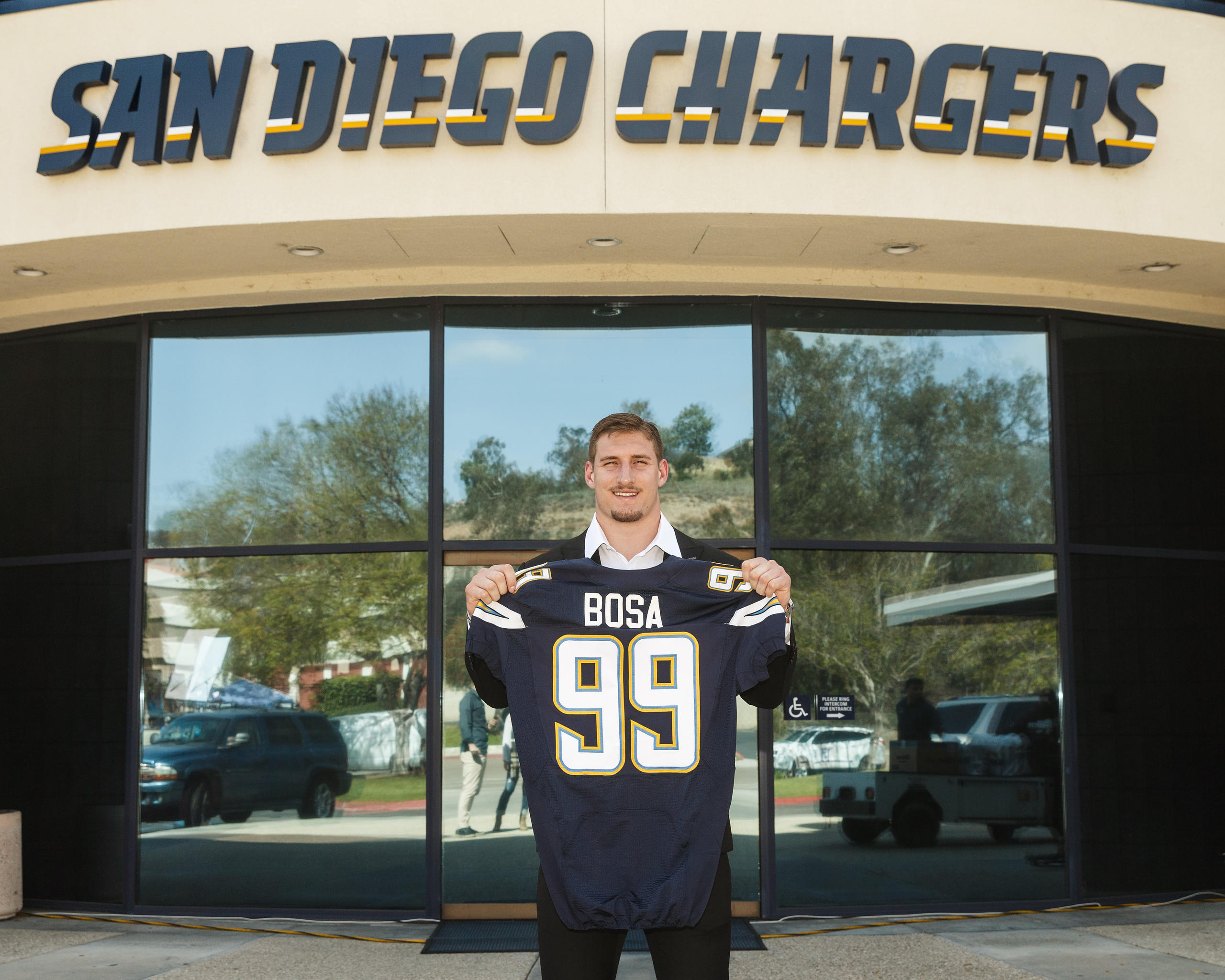 Bosa and Chargers strike a deal
