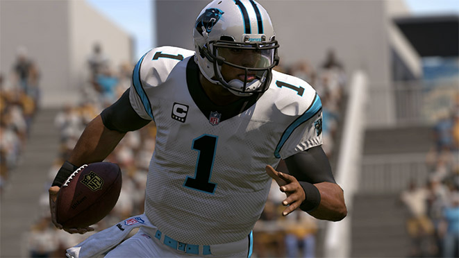 Madden 17: a great game so far