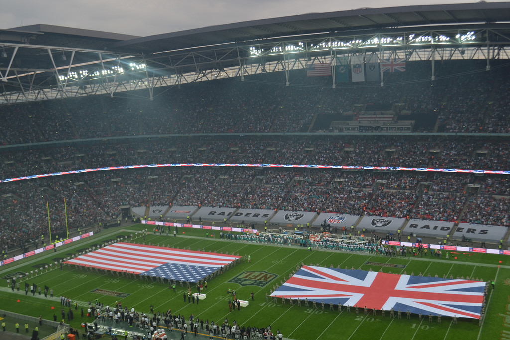 Do you want to see an NFL London franchise become reality? Our writers discuss