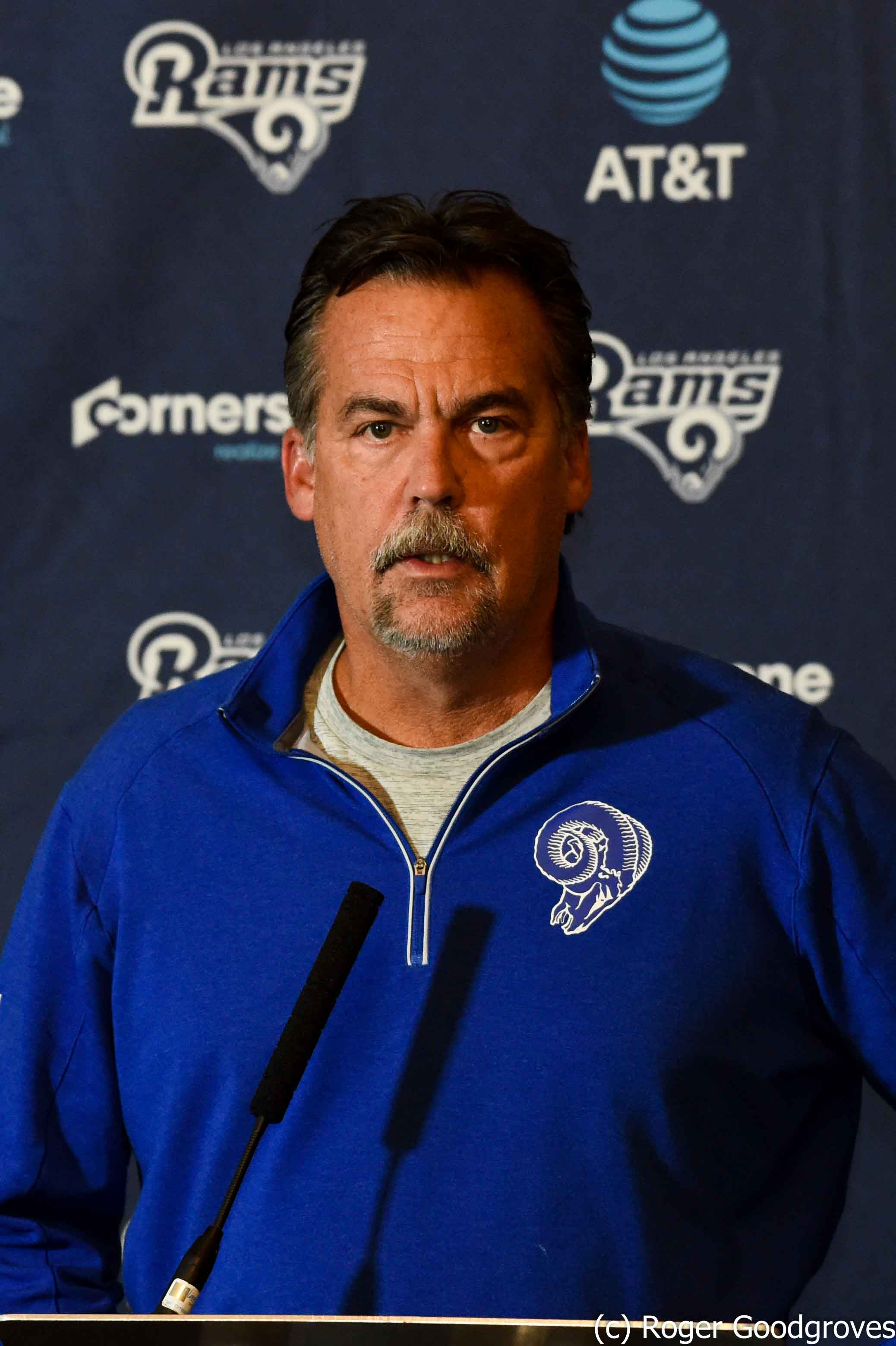 L.A. Rams move on from Jeff Fisher