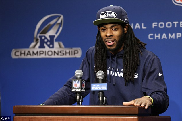 Richard Sherman speaks about life in the NFL