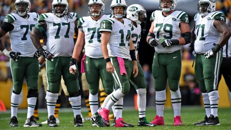 What is wrong with the New York Jets?
