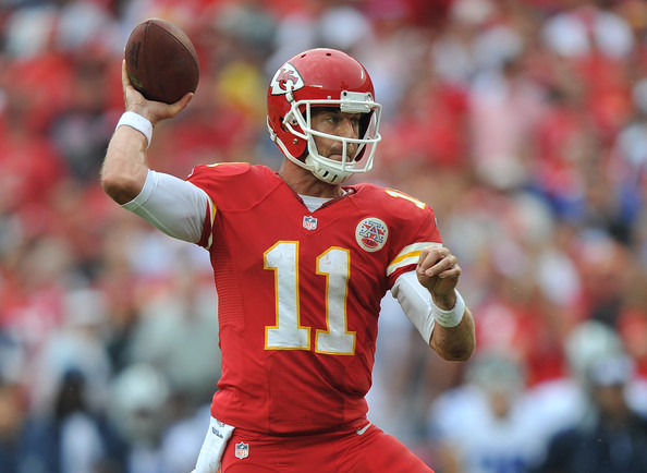 Who should the Chiefs should target to replace Alex Smith?