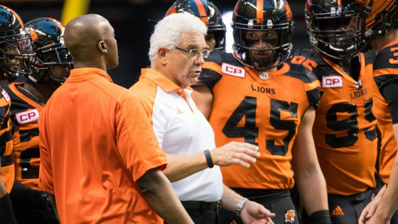 Who's Wally? Get to know a CFL legend