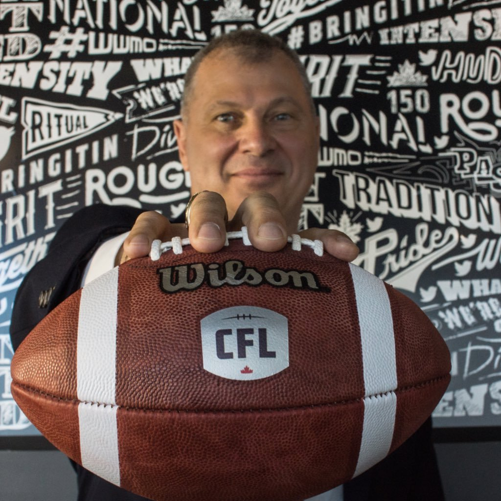 A new sheriff in town – a new CFL commissioner