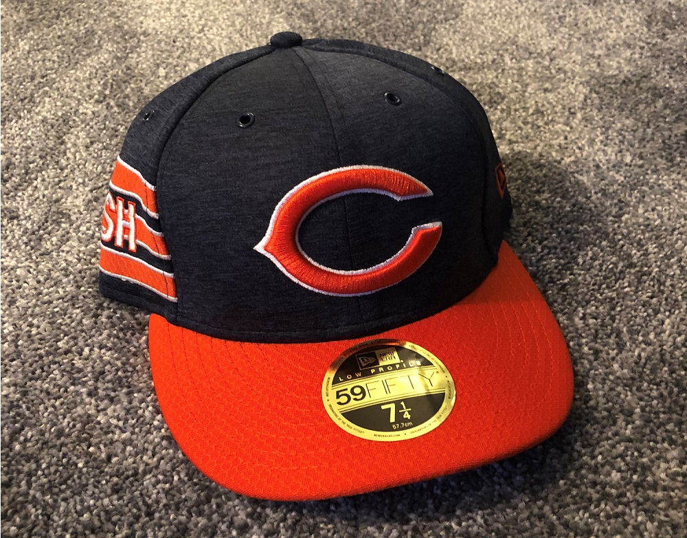 You can win this Chicago Bears Low Profile 59 Fifty hat