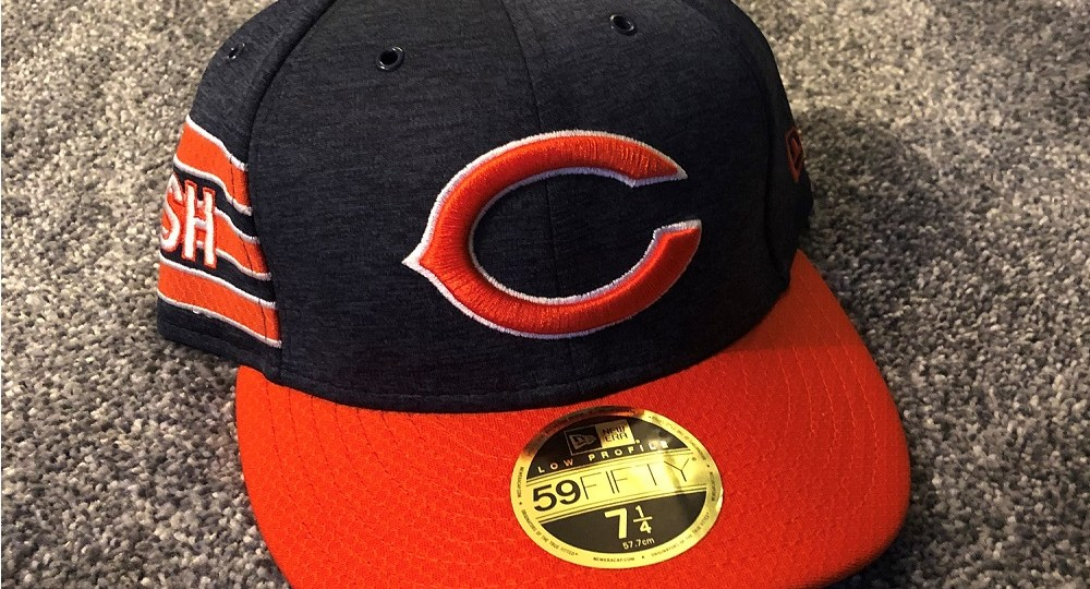 You can win this Chicago Bears Low Profile 59 Fifty hat  b17648c968a