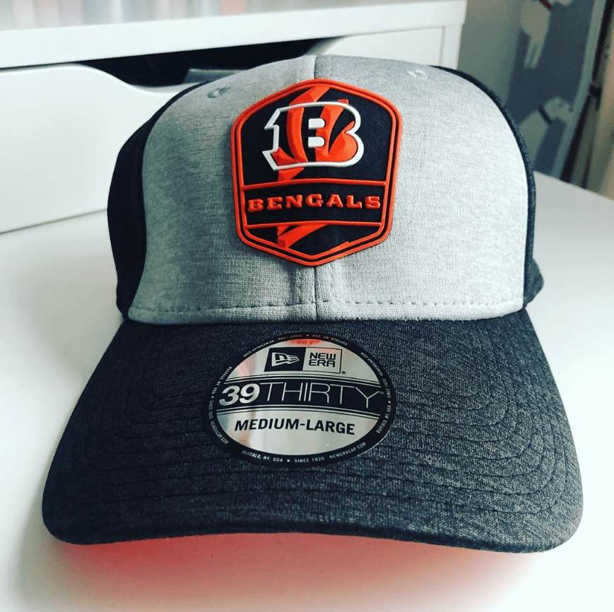 You can win this 39 Thirty Cincinnati Bengals hat
