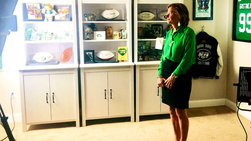 Meet Connie Carberg: The first female scout in football history