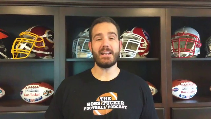 Ross Tucker, sports broadcaster and former offensive lineman