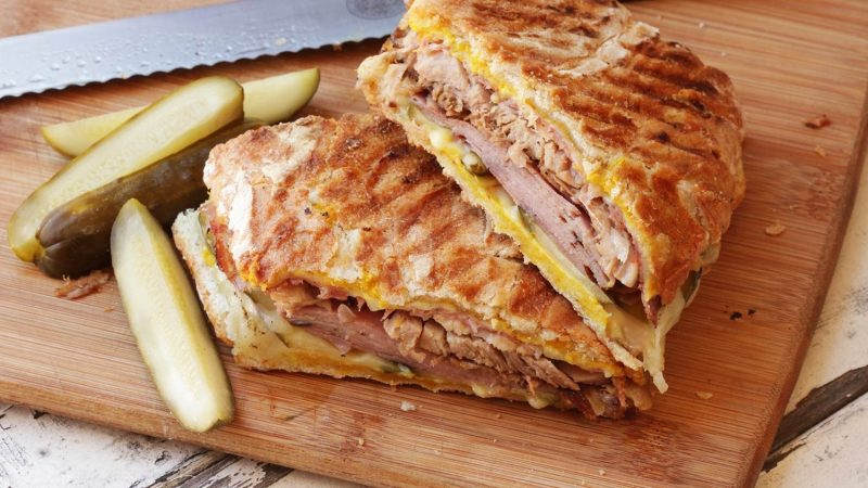 Gridiron grub inspired by Tampa, Florida – The Cuban Sandwich