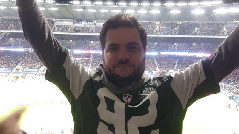 Celebrating NFL fans in the UK: Matt Cullen