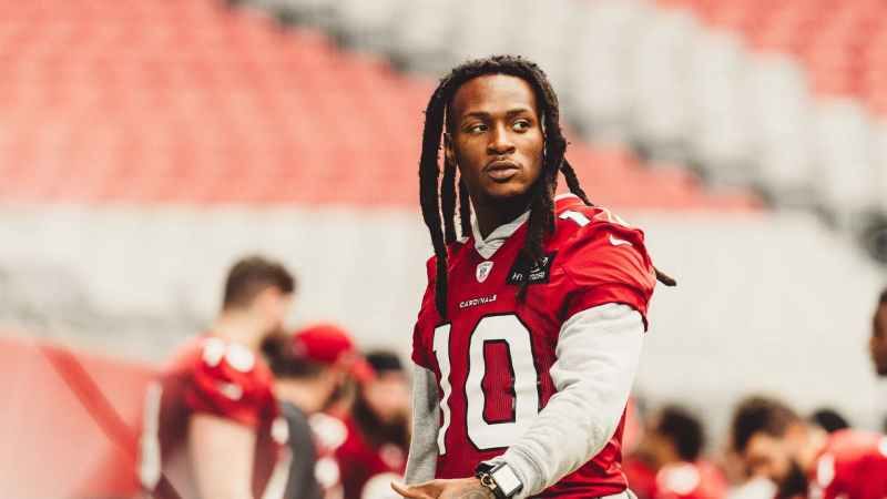 DeAndre Hopkins becomes the highest-paid non-quarterback in NFL history