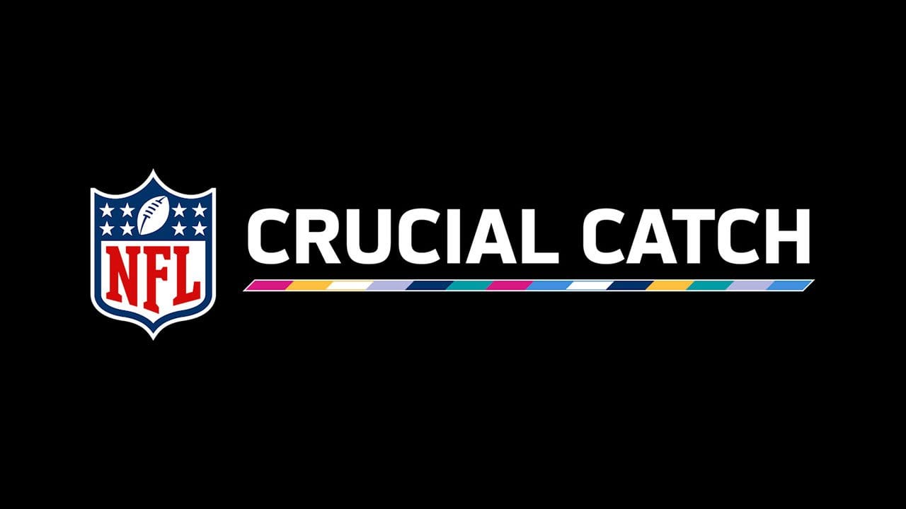 NFL's 'Crucial Catch' brings awareness to the importance of catching cancer early