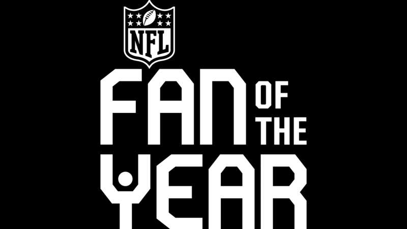 Three Finalists Announced for NFL 'Fan of the Year' Program