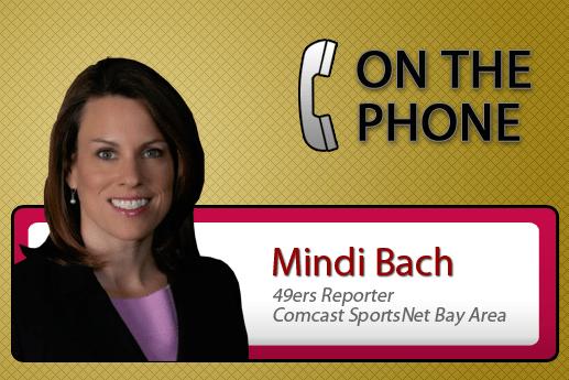 Mindi Bach of CSN