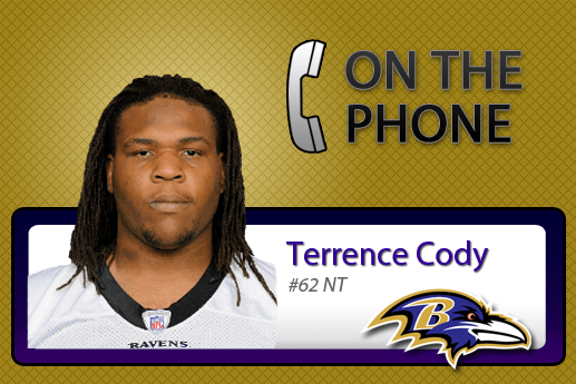 Ravens NT Terrence Cody