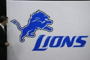 Detroit Lions Unveil New Logo