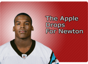 The Apple Drops for Newton