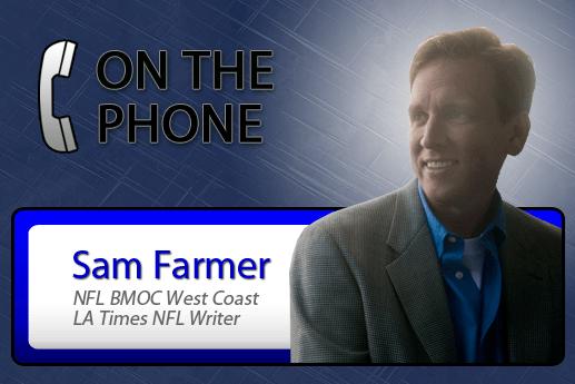 Sam Farmer Interview – 1.5.2012