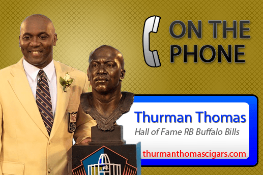 Interview with Thurman Thomas