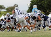 Cowboys Blue-White Scrimmage