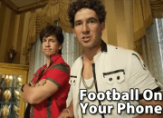 Football On Your Phone