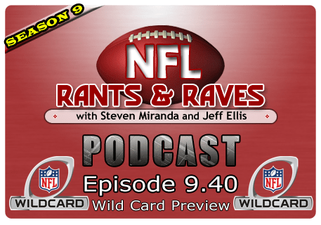 Episode 9.40 – Wild Card Preview
