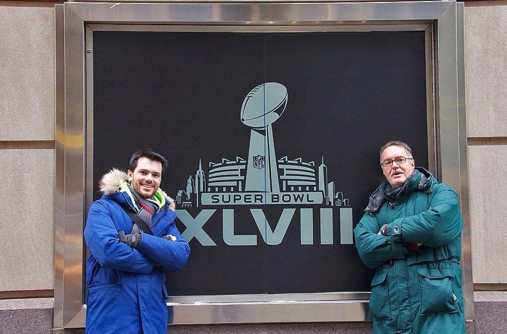 Super Cold Bowl: Day 1