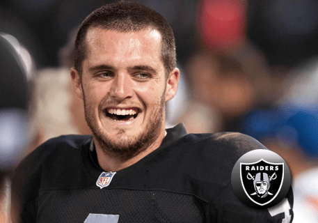 Raiders Going To Start the Carr