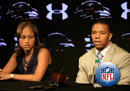 Ray Rice Cut By Ravens, Suspended Indefinitely