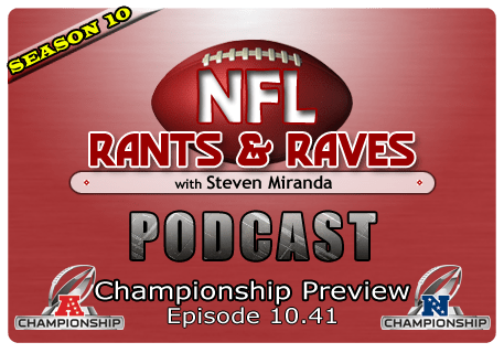 Episode 10.41 – Championship Preview