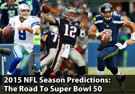 2015 NFL Season Predictions