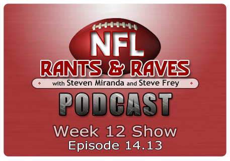 Episode 14.13 – Week 12 Show