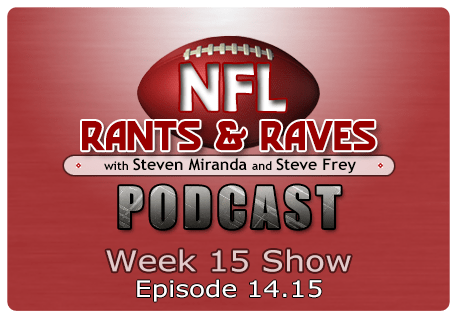 Episode 14.15 – Week 15 Show