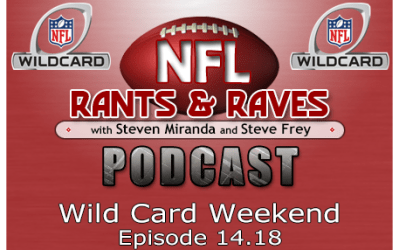 Episode 14.18 – Wild Card Weekend