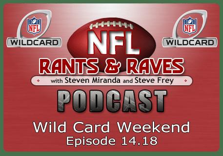 Episode 14.18 – Wild Card Weekend
