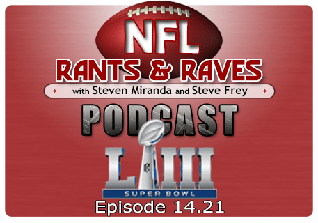 Episode 14.21 – Super Bowl LIII