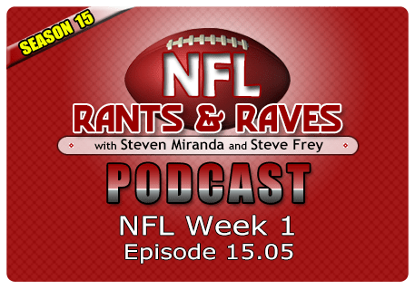 Episode 15.05 – Week 1 Show