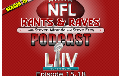 Episode 15.18 – Super Bowl LIV Show