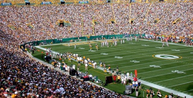 Green Bay Packers Live Stream NFL football game